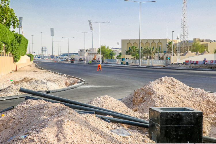 najma road in qatar