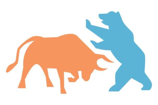share market bull